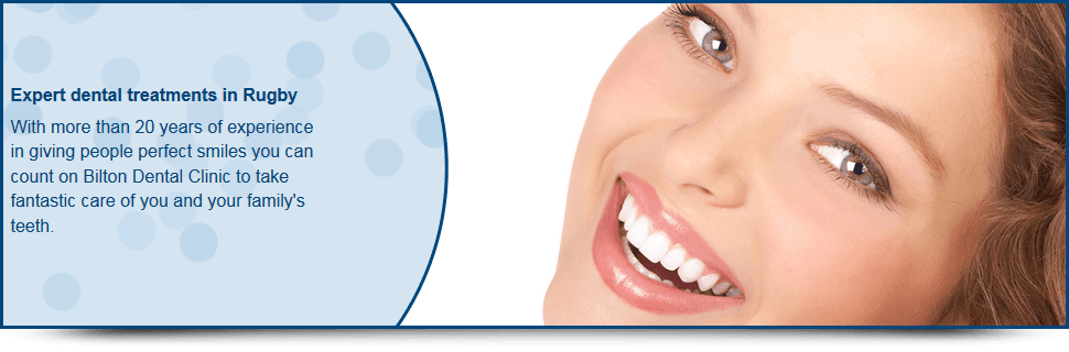When you need a dental check up in Rugby call Bilton Dental Clinic
