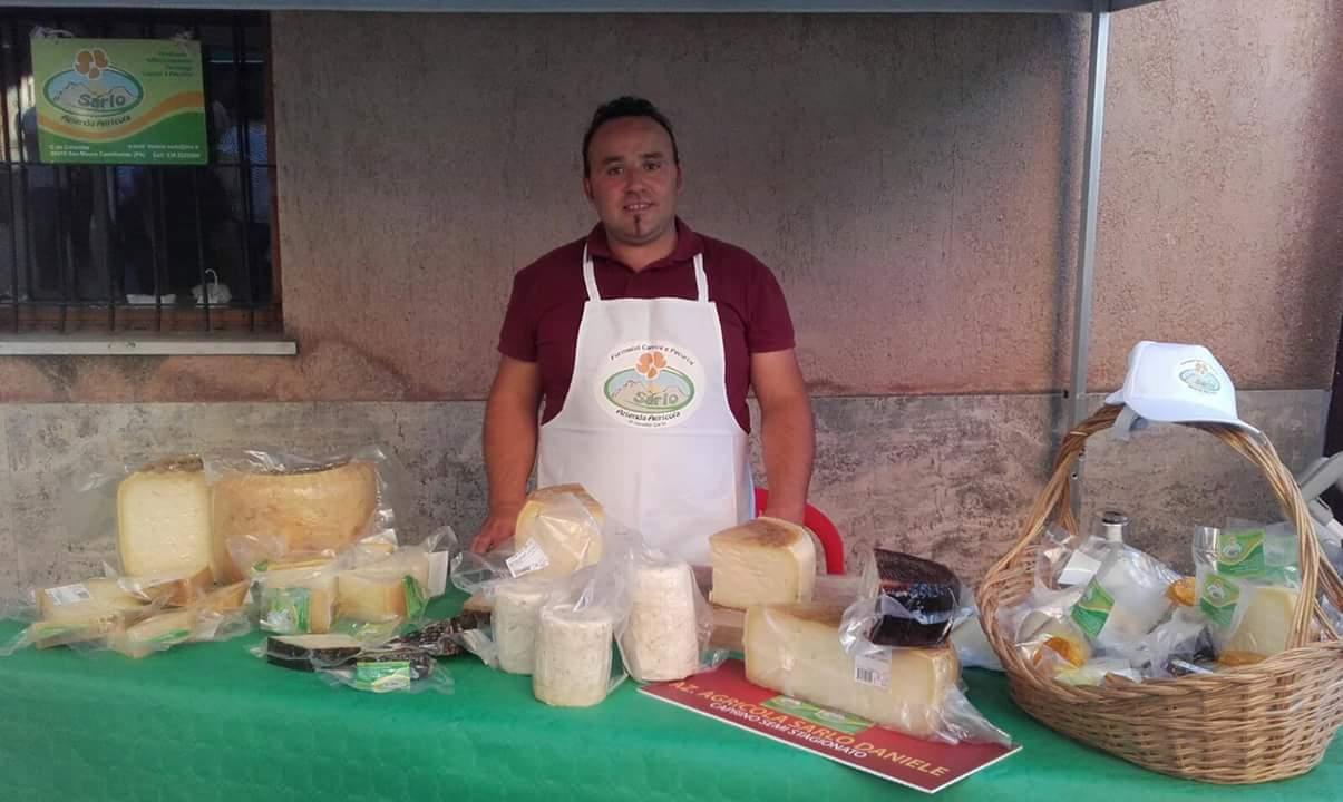 Vendita formaggi a Caseificio Il laboratorio della mozzarella a Zibido San Giacomo