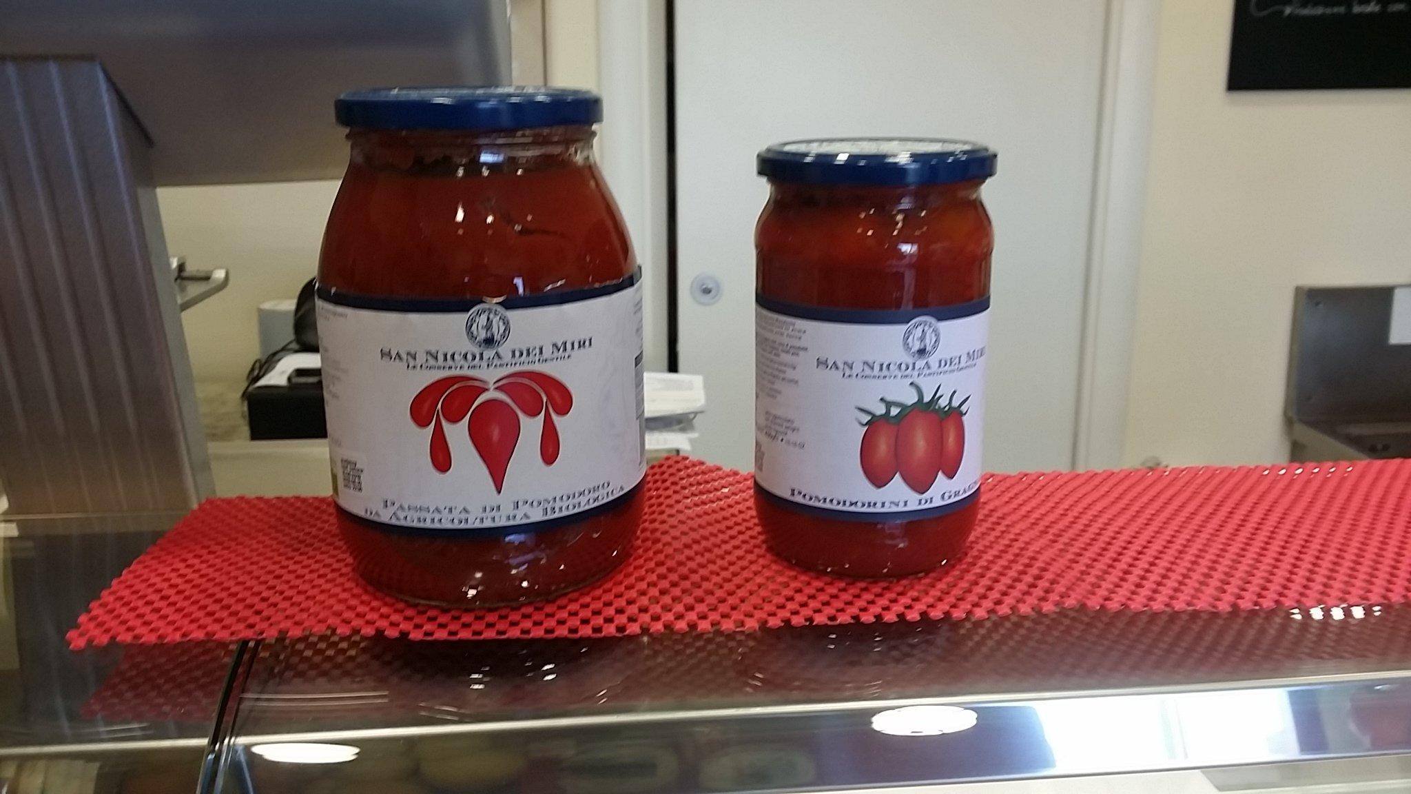 Pomodorini di Gragnano San Nicola dei Miri a Zibido San Giacomo