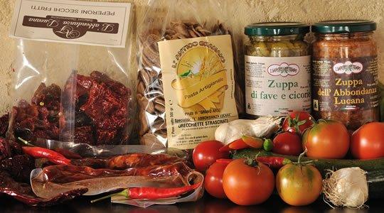 Zuppe con pomodori e peroncino piccante a Zibido San Giacomo