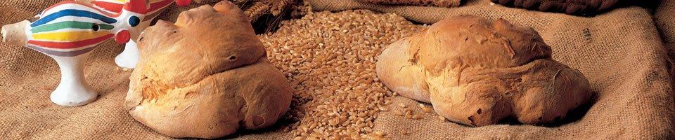 Pane con il grano di qualità a Zibido San Giacomo
