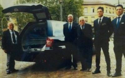 carri funebri di lusso Torino