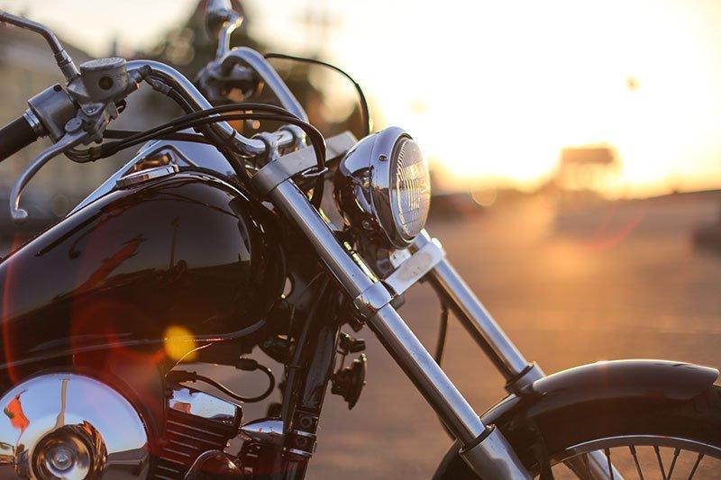New model motorcycle
