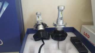 lampada led anabbagliante abbagliante