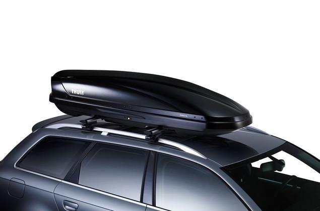 box tetto auto spazioso