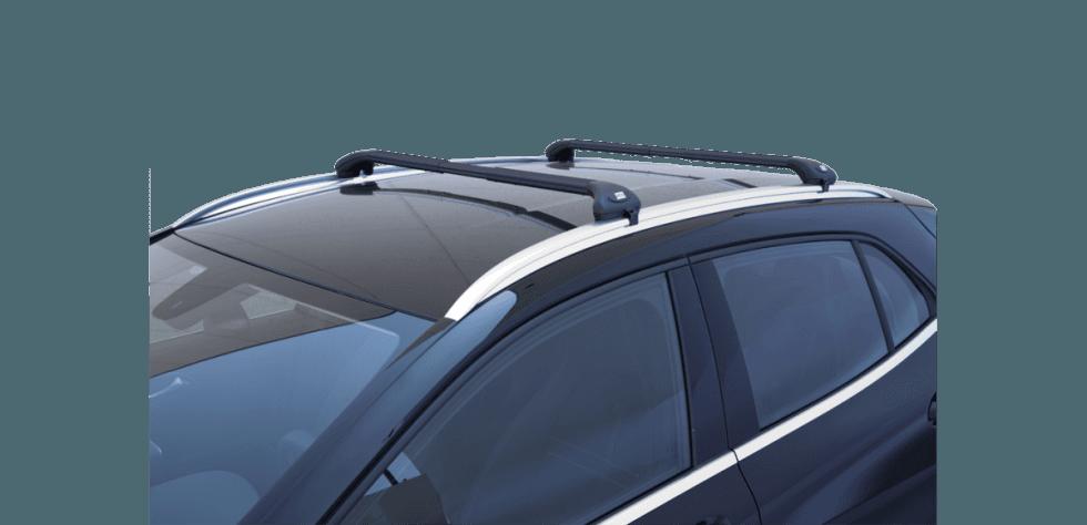 barre porta tutto per tetto auto