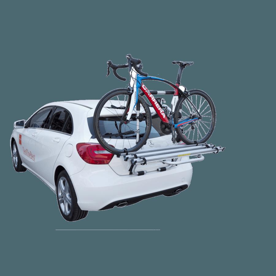 porta bici posteriori per due bici