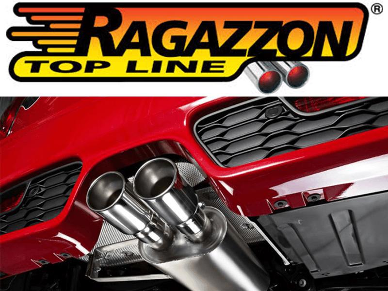 scarichi sportivi Ragazzon