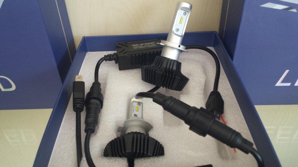 lampada led per anabbagliante auto