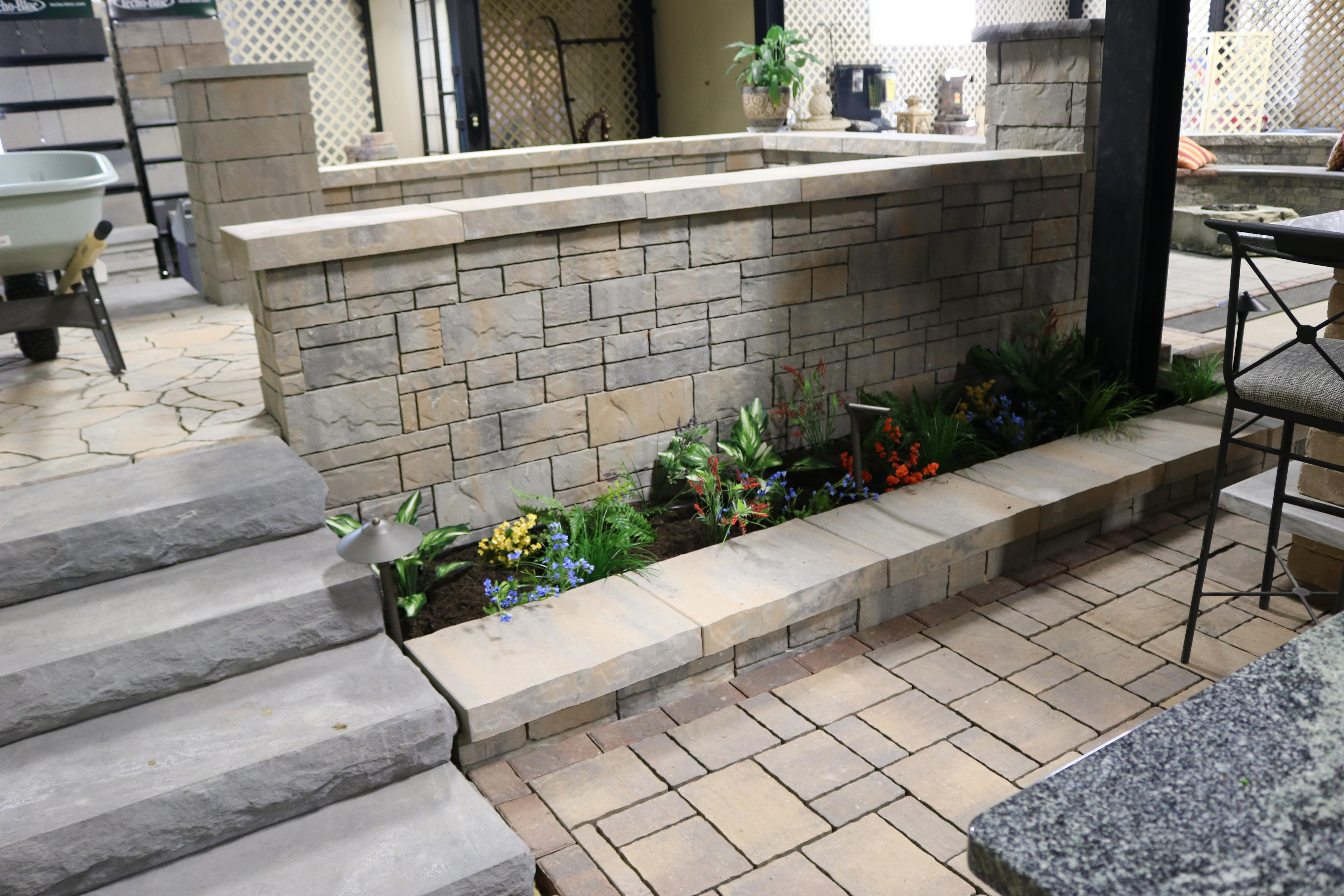 Our hardscaping team offers hardscape design and installation of paver patios, walkways and retaining walls in Chester, Montgomery, Berks and Delaware counties. We're an authorized Techo Bloc and EP Henry contractor.