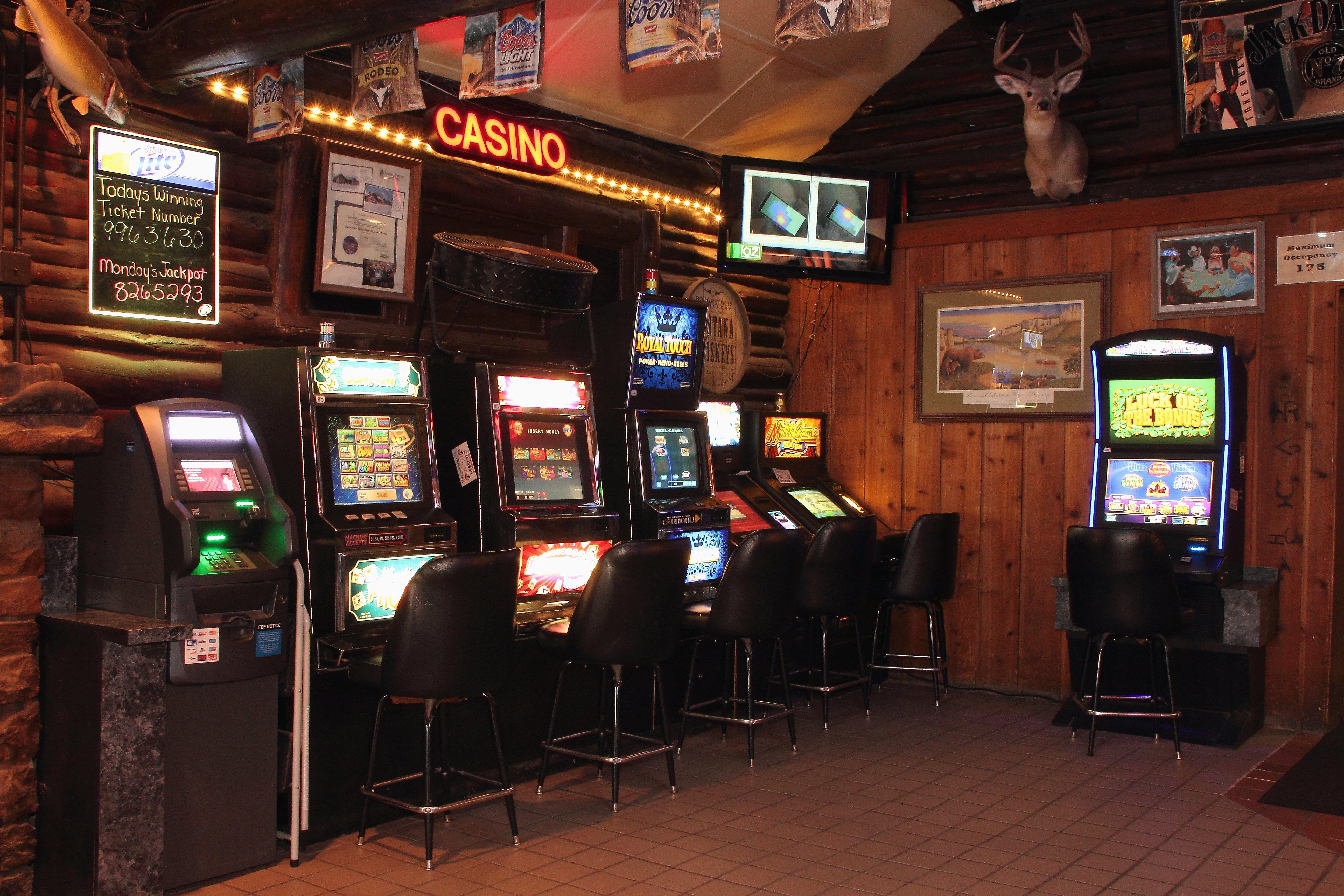 Casino Cowboys Bar Great Falls, MT
