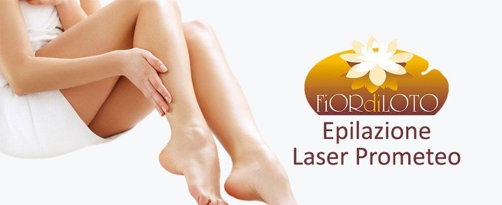 Epilazione Laser Prometeo