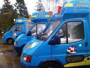 food truck parking