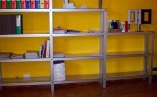 Produzione arredo in alluminio torino orbassano new tec. profil srl