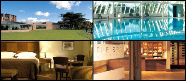 Macdonald Portal Hotel Amp Spa Cheshire