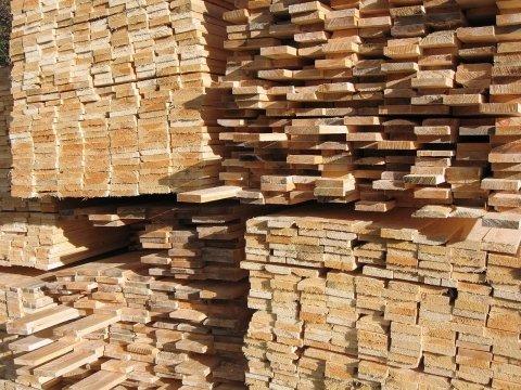 fornitura travi in legno