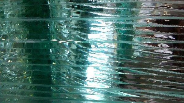 vetro colorato