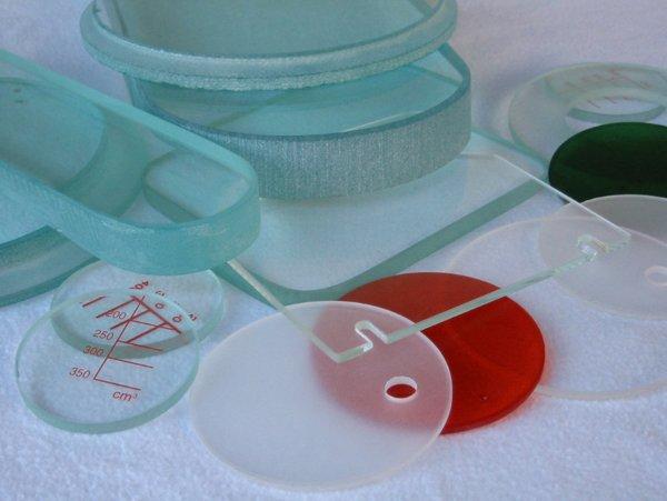 vetri per laboratori