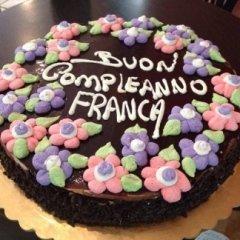 torta fiori
