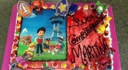 torte cartoni animati
