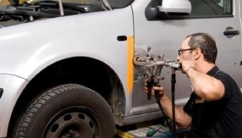 Ripristino auto incidentate