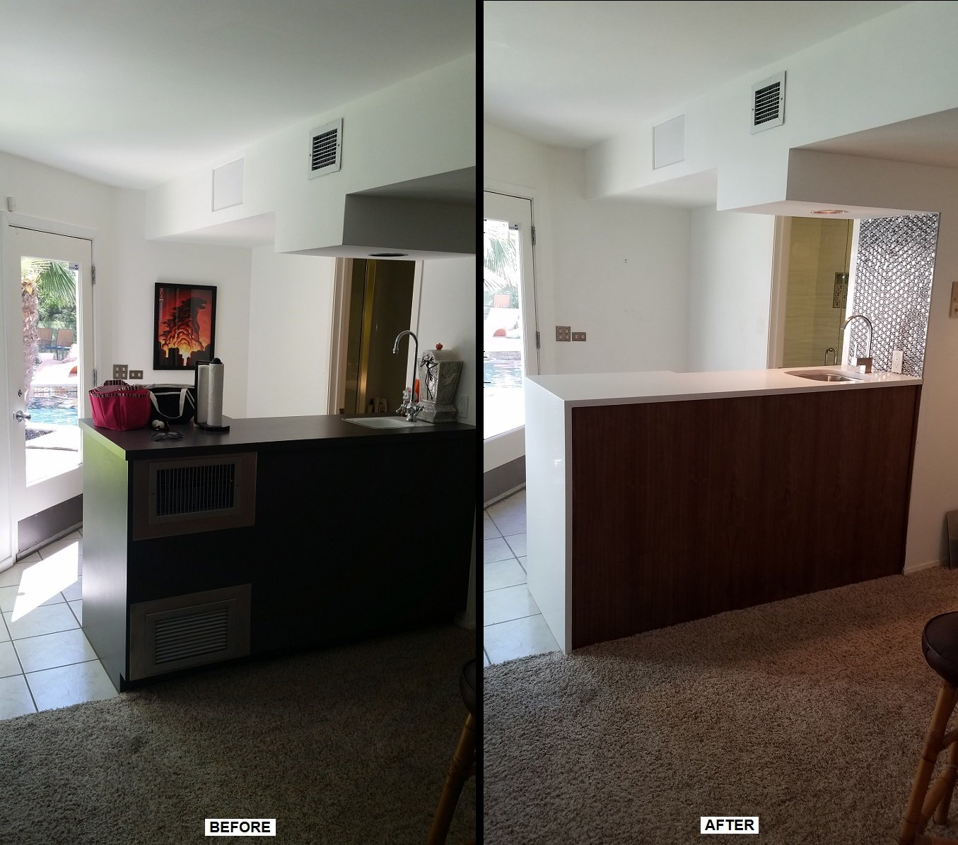 Before And After Kitchen Remodeling Austin TX