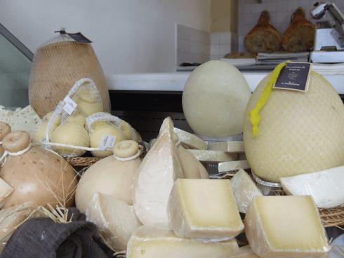 formaggi bufala freschi