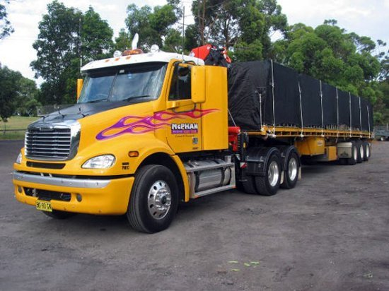 freightliner colombia