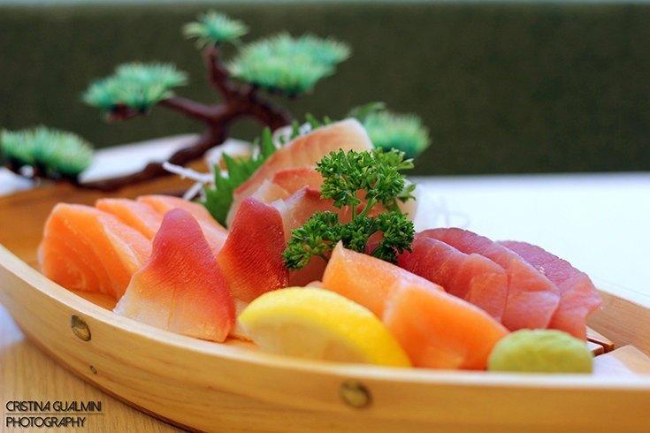 specialità sashimi