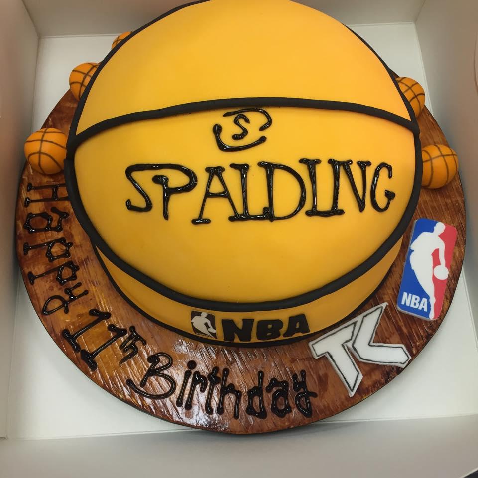 spalding cake icing