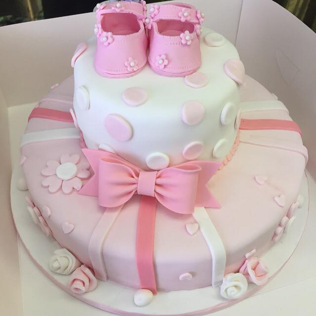 footwear cake icing