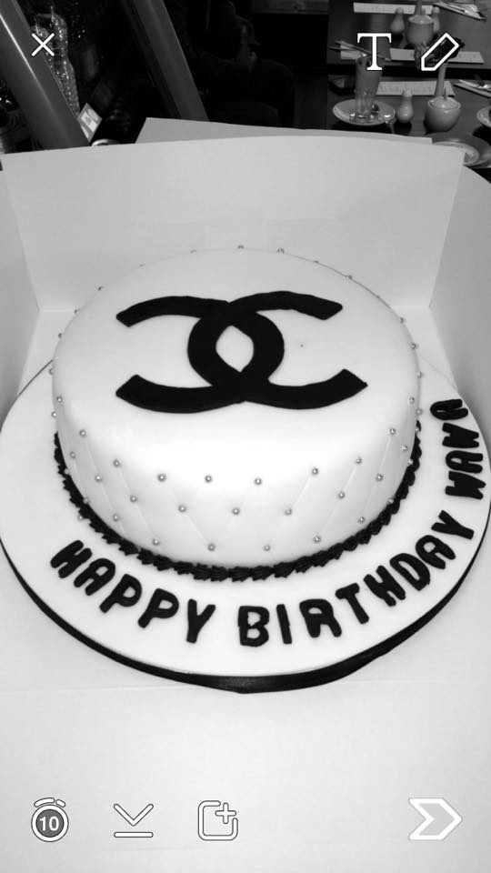 wawa cake icing