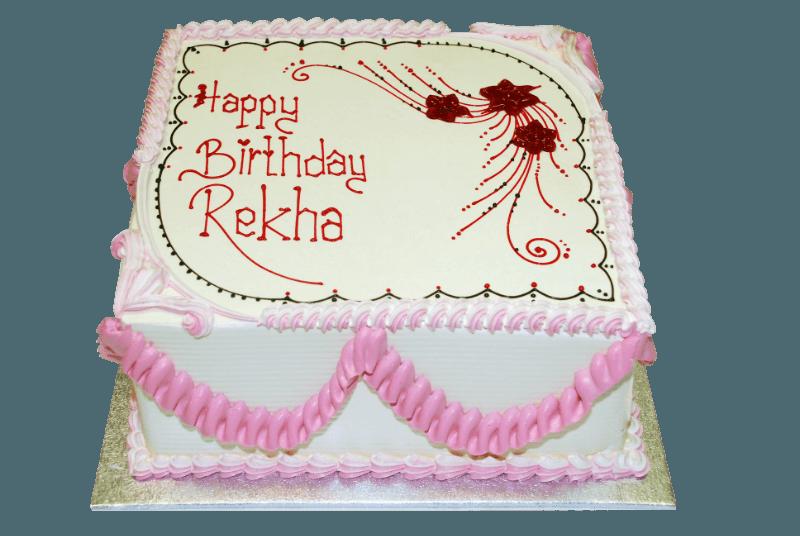 rekha cake