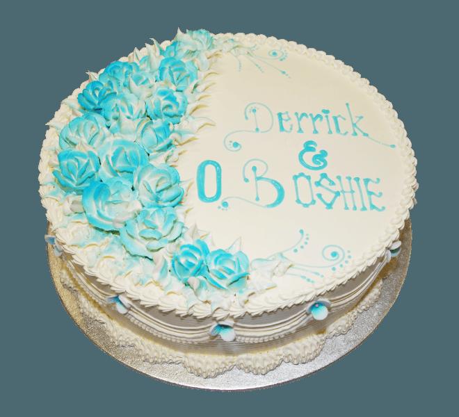 derrick cake