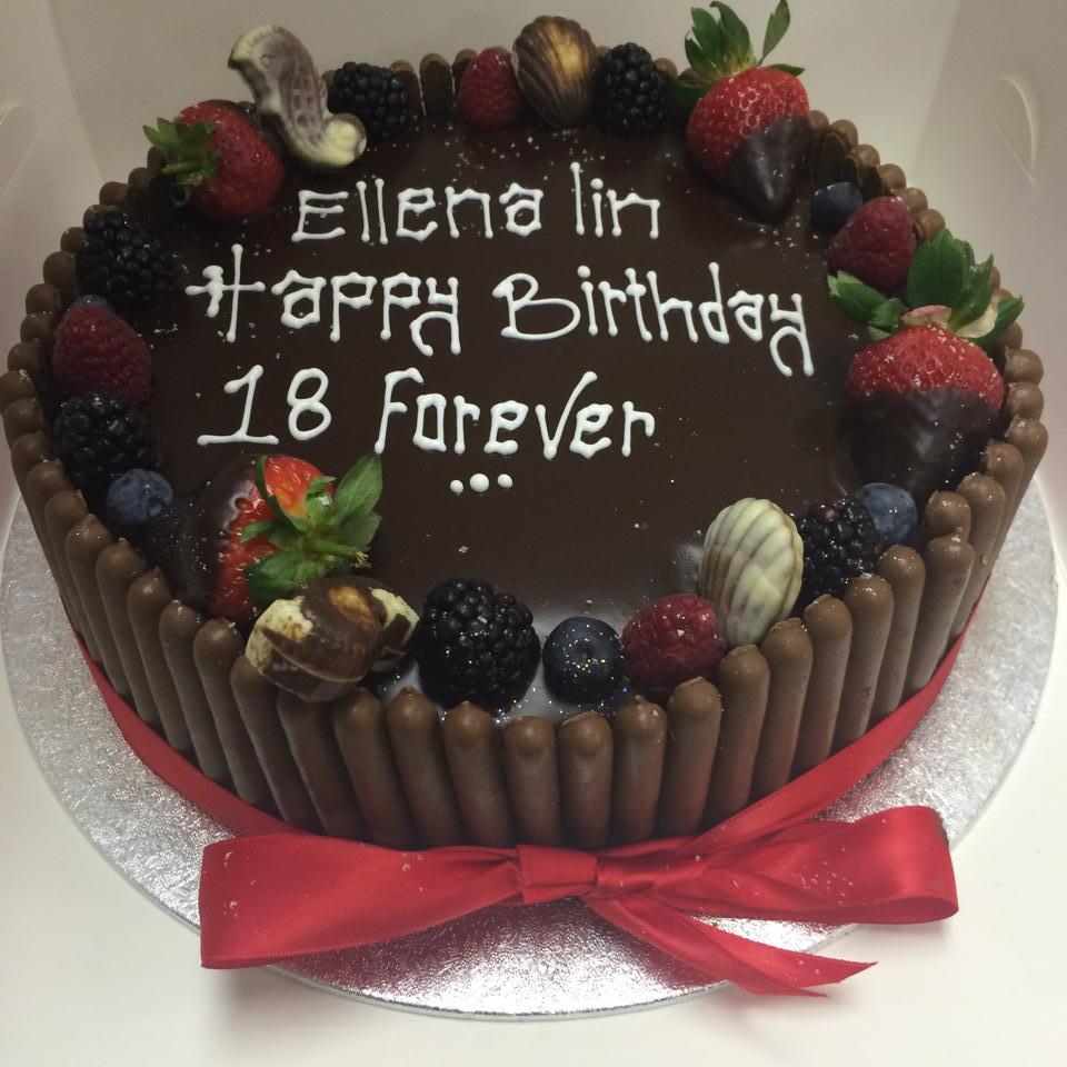 ellena lin cake