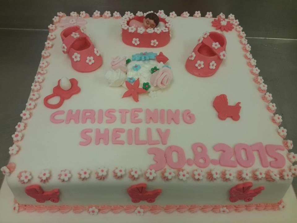 shielly cake icing