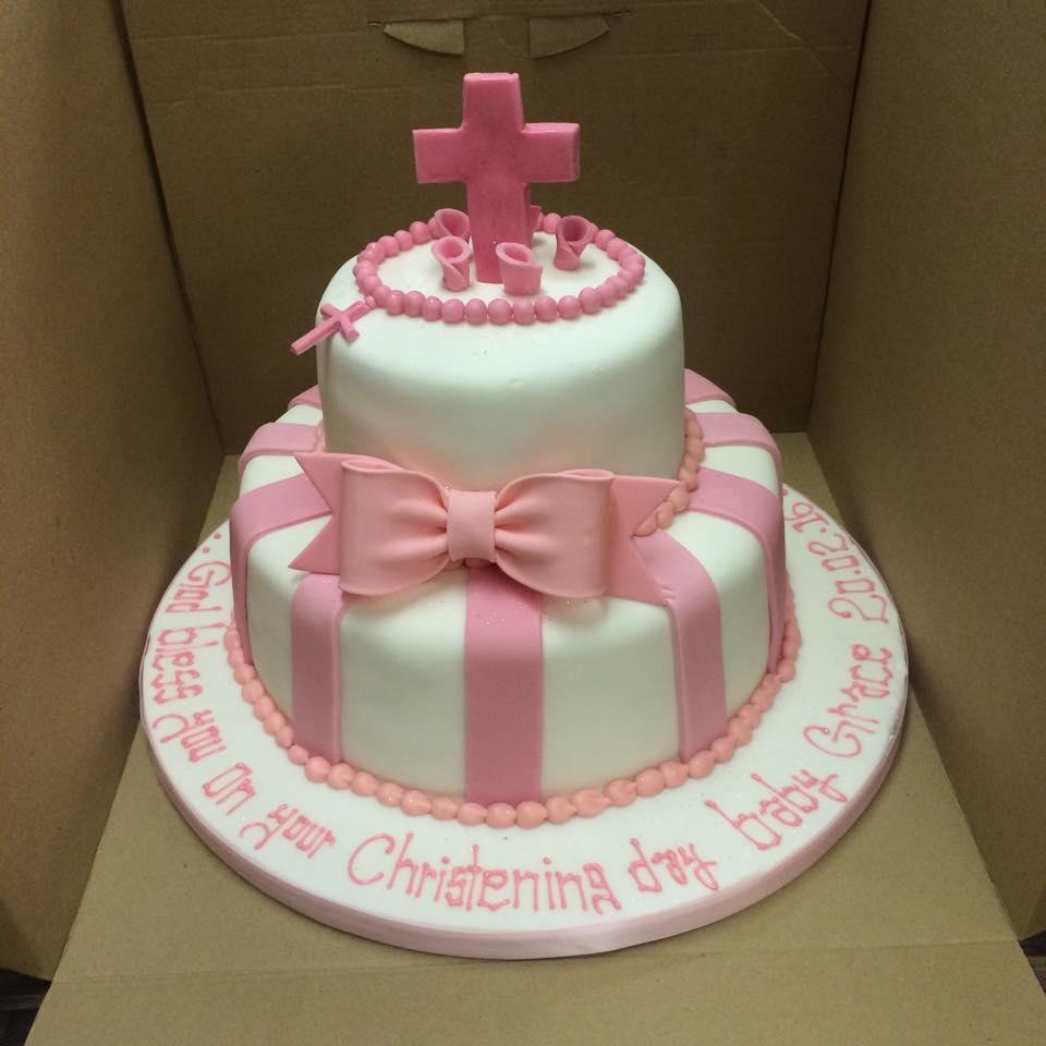 church cake icing