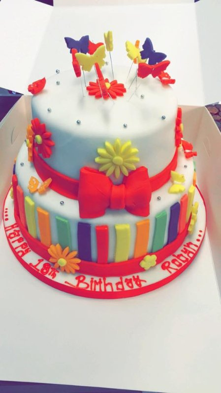 robyn cake icing
