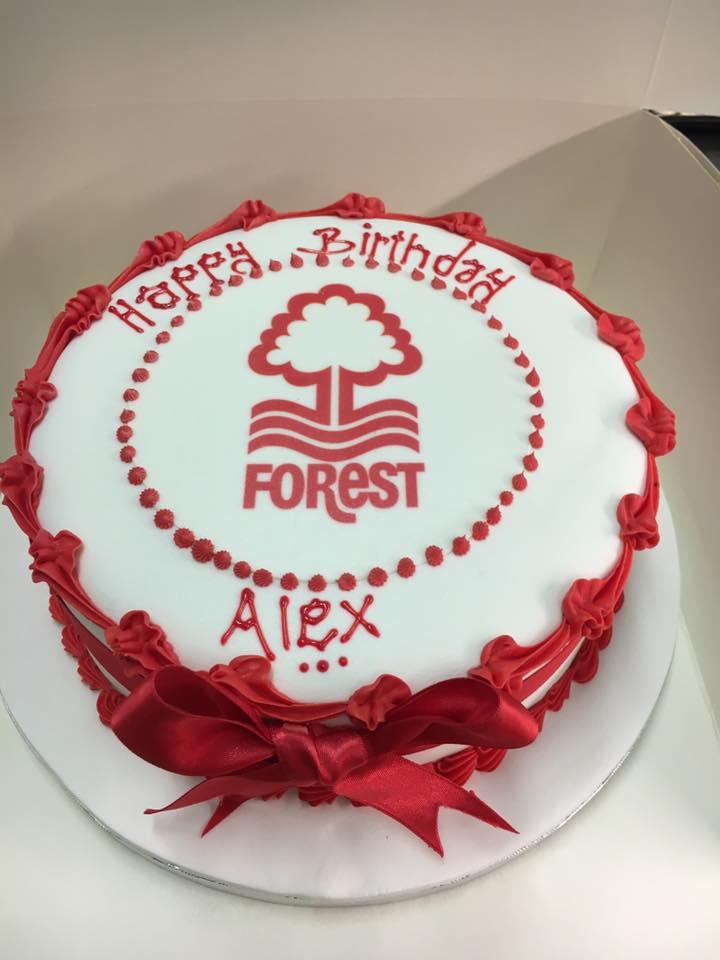 alex cake icing