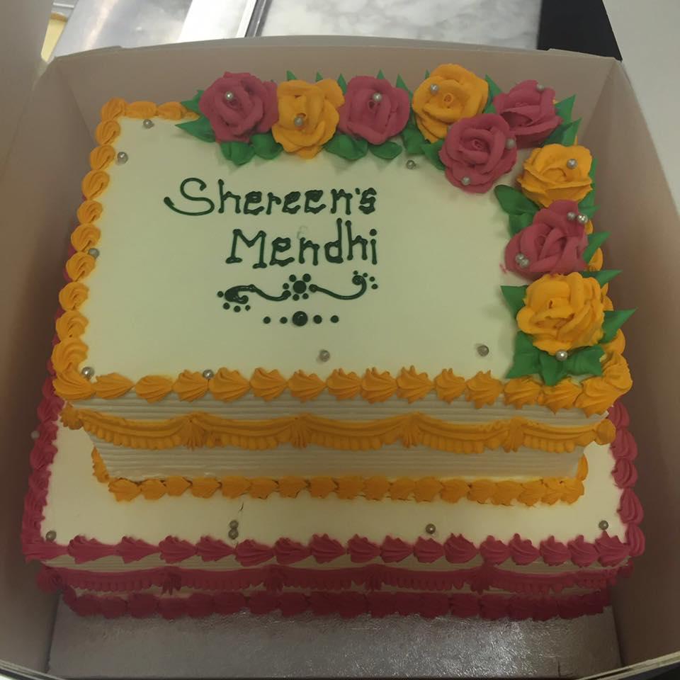 shereen cake