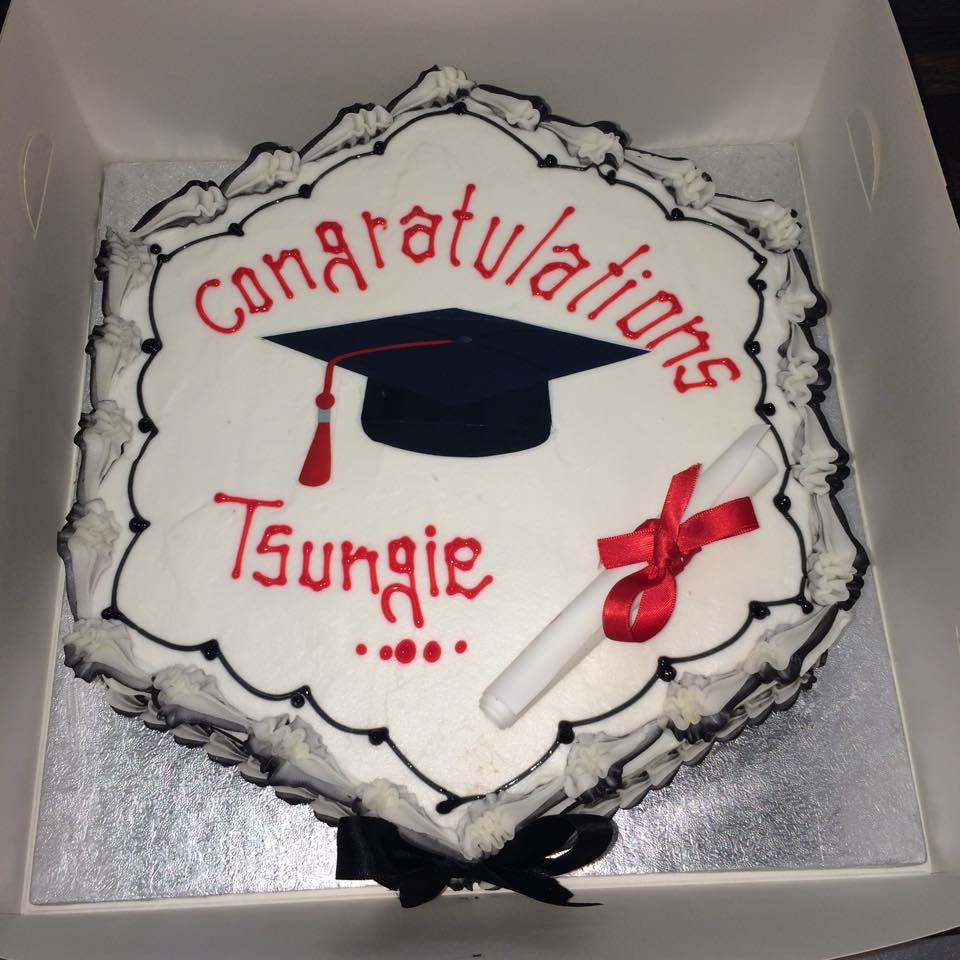 Tsungie cake icing