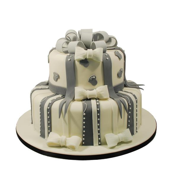 surprise cake icing