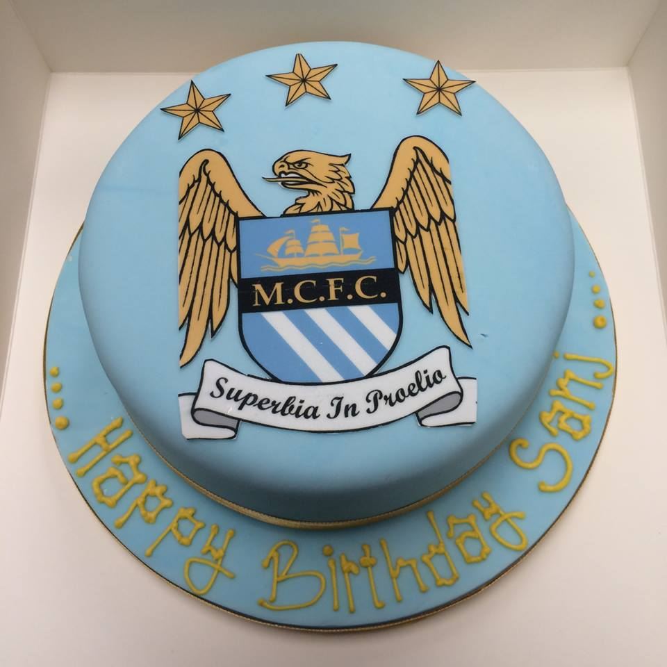 MCFC cake icing