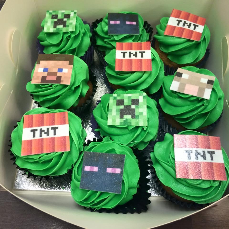 bomb cupcakes