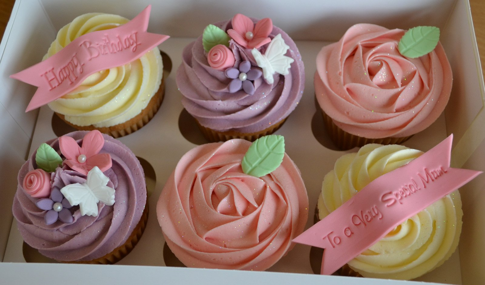 Delicious Cupcakes For Special Parties In Nottingham
