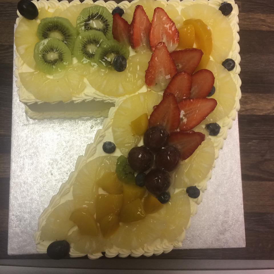 7 cake