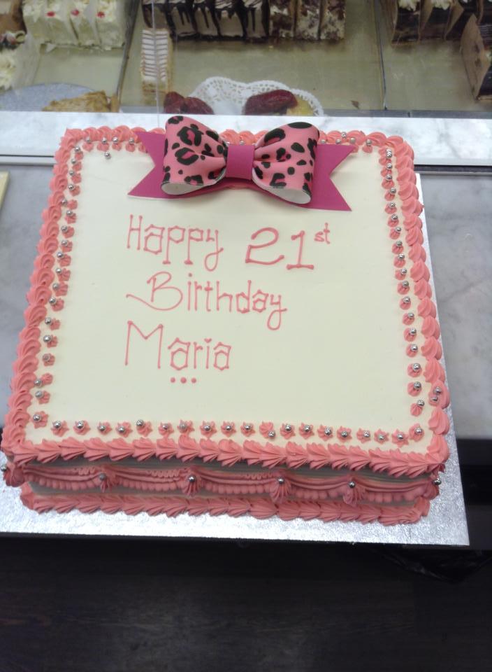 maria cake