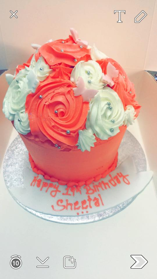 sheetal cupcakes