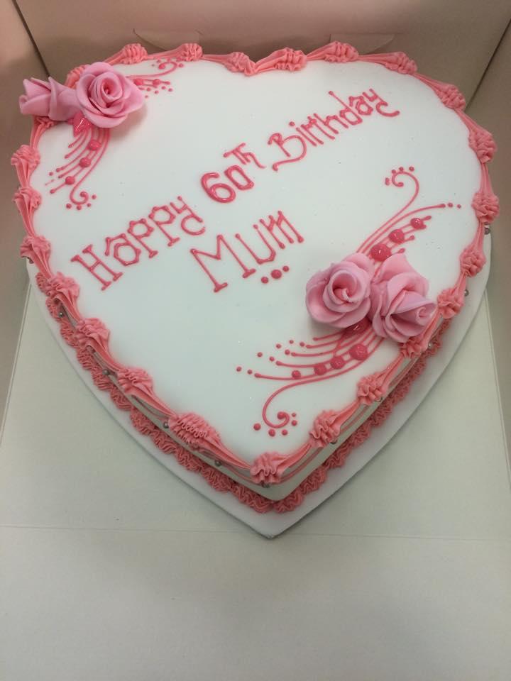 mum 60 cake
