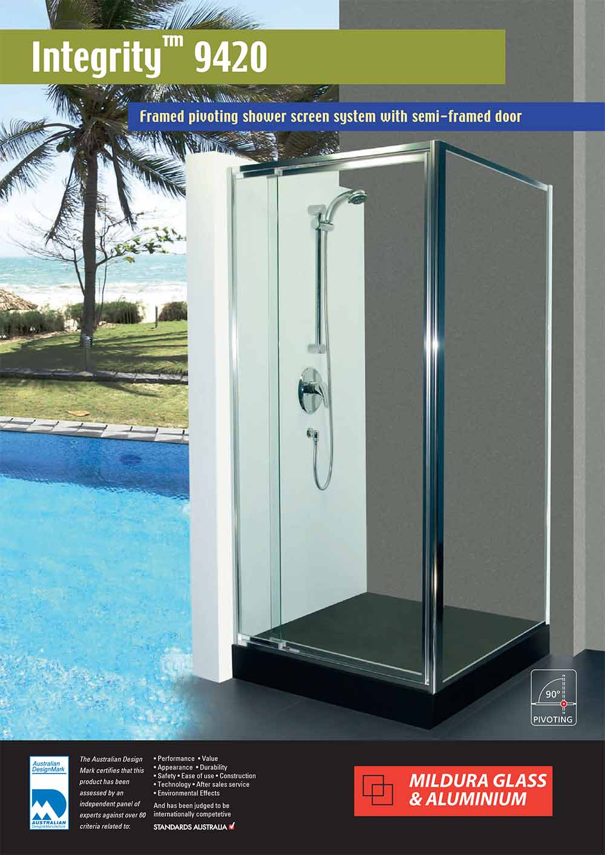 Shower Screens In Mildura Mildura Glass Amp Aluminium